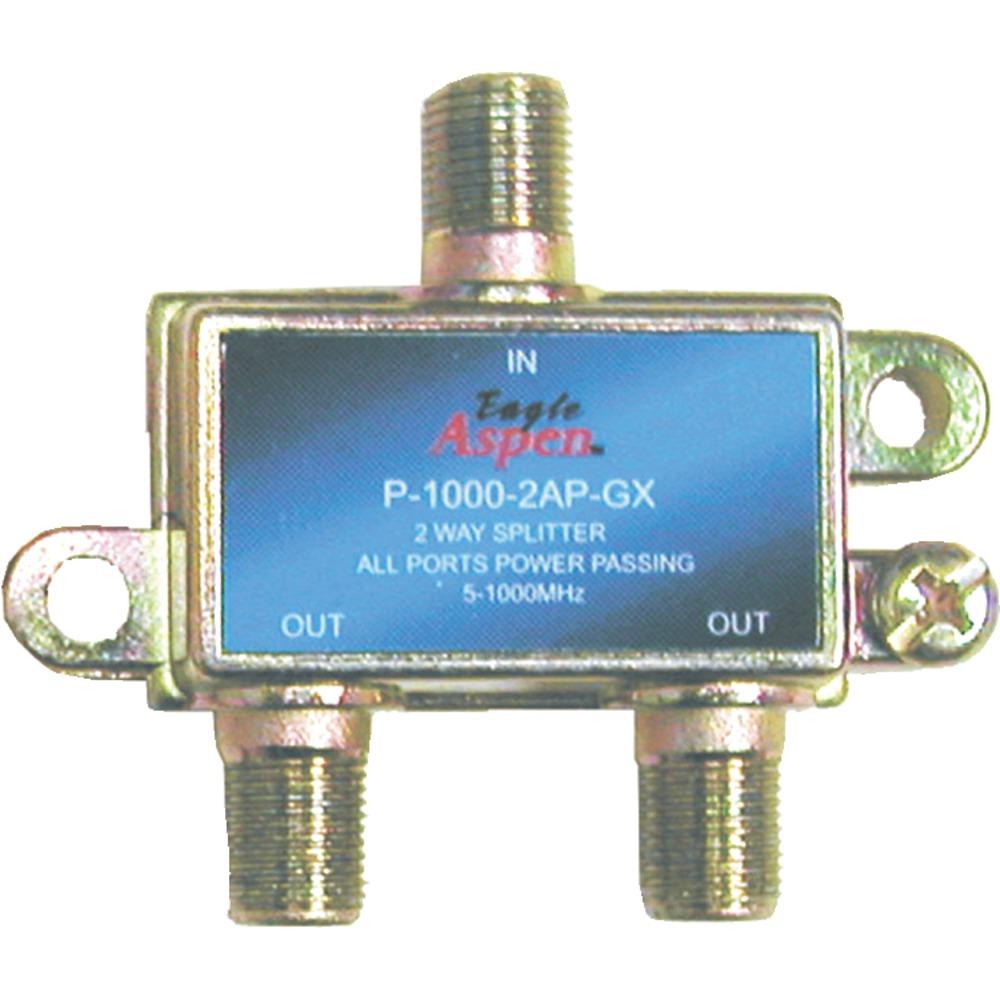 EAGLE ASPEN 500302 1 000 MHz Splitter (2 Way) - Other -
