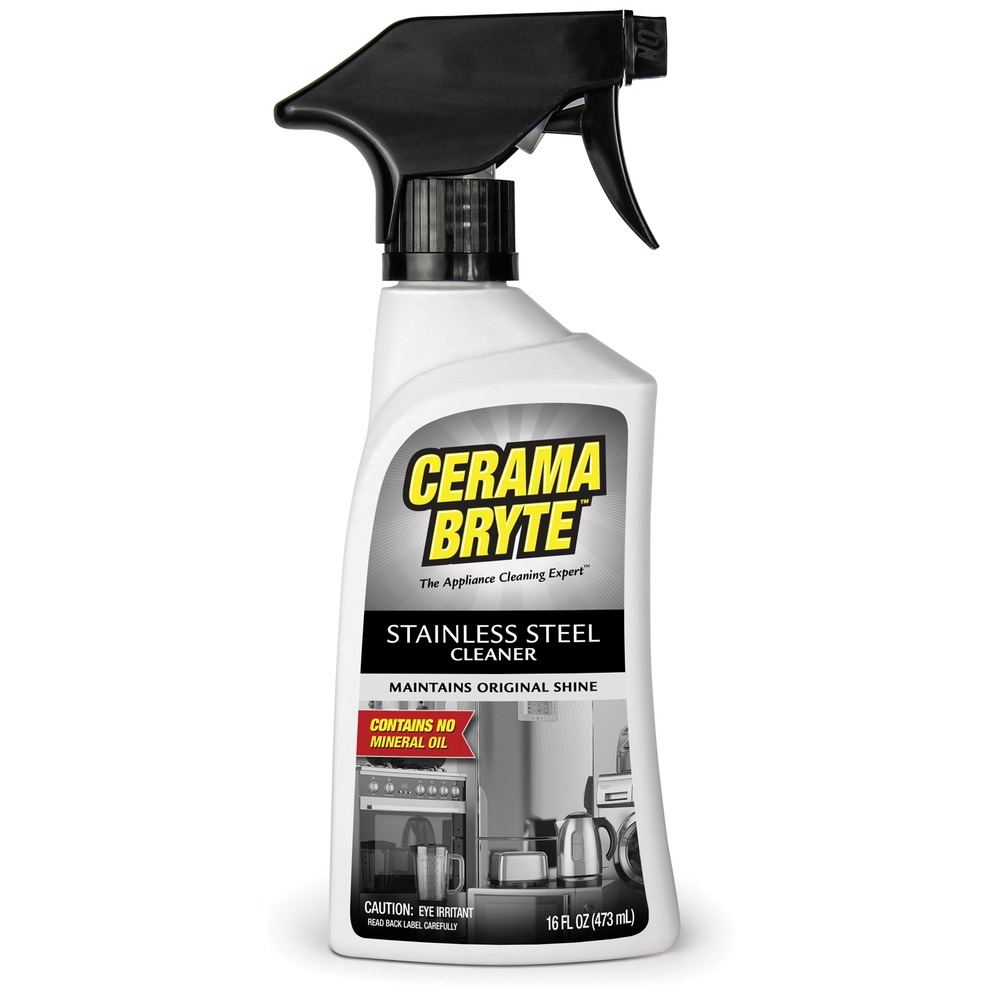 CERAMA BRYTE 40616 Stainless Steel Appliance Cleaner - Other -