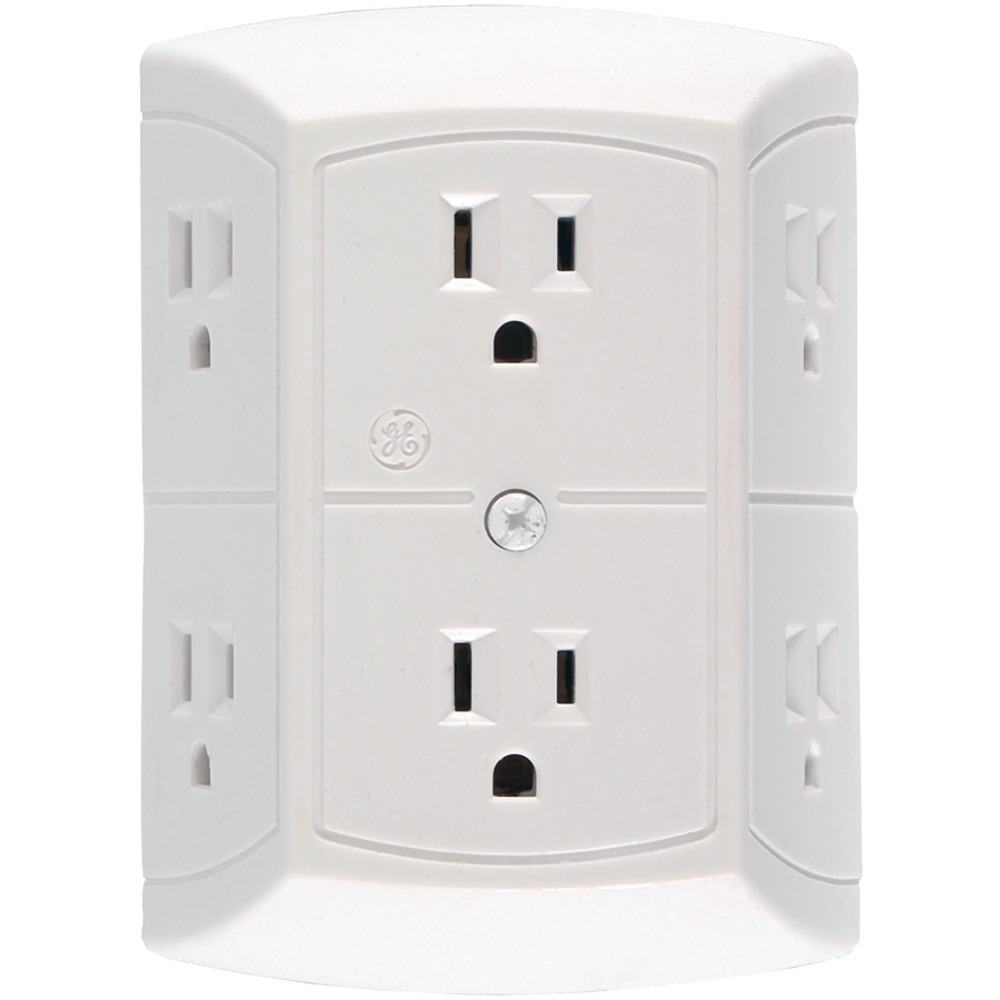 GE JASHEP50759 6-Outlet In-Wall Adapter - Other -