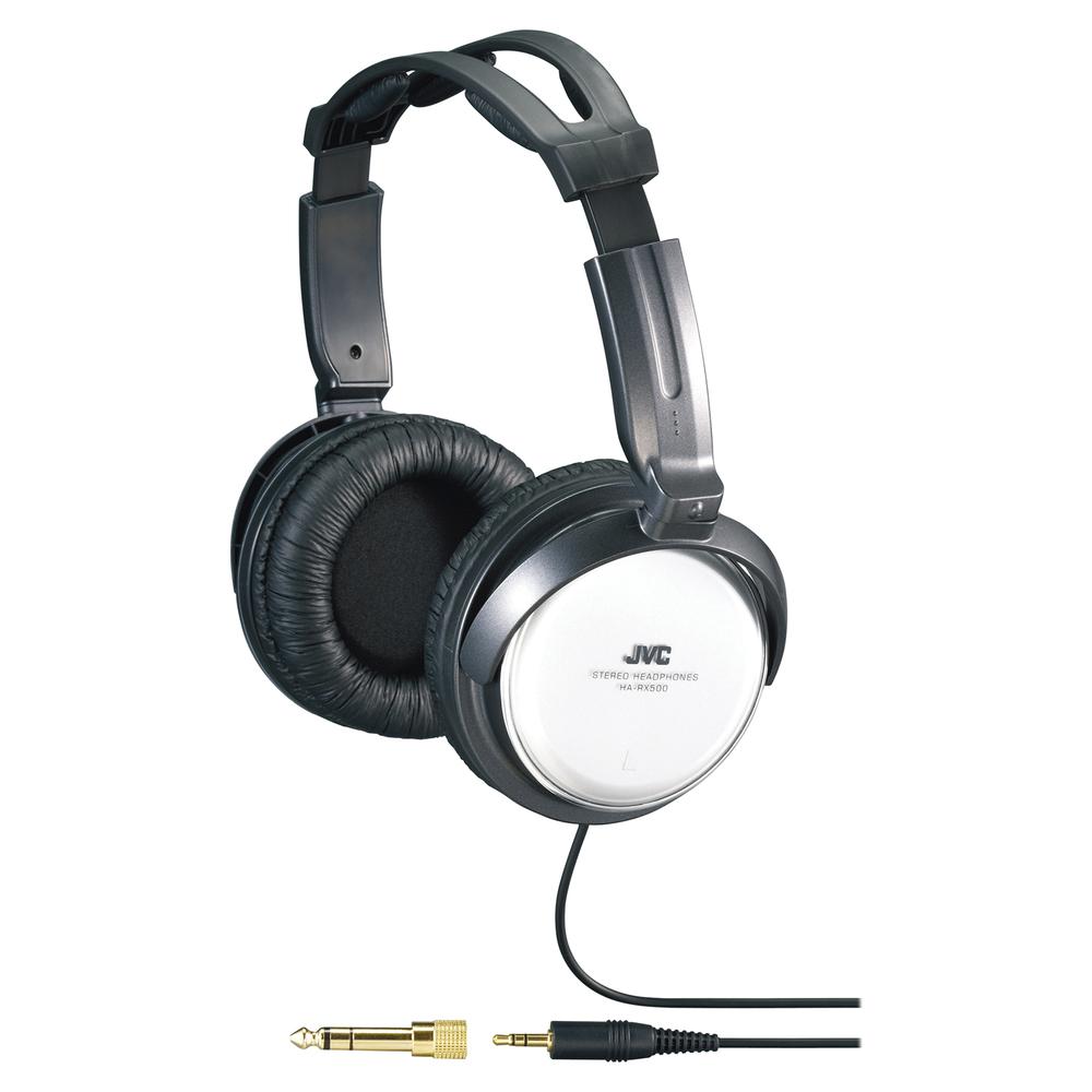 JVC HARX500 Full-Size Headphones - Other -