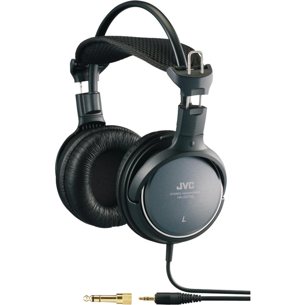 JVC HARX700 High-Grade Full-Size Headphones - Other -
