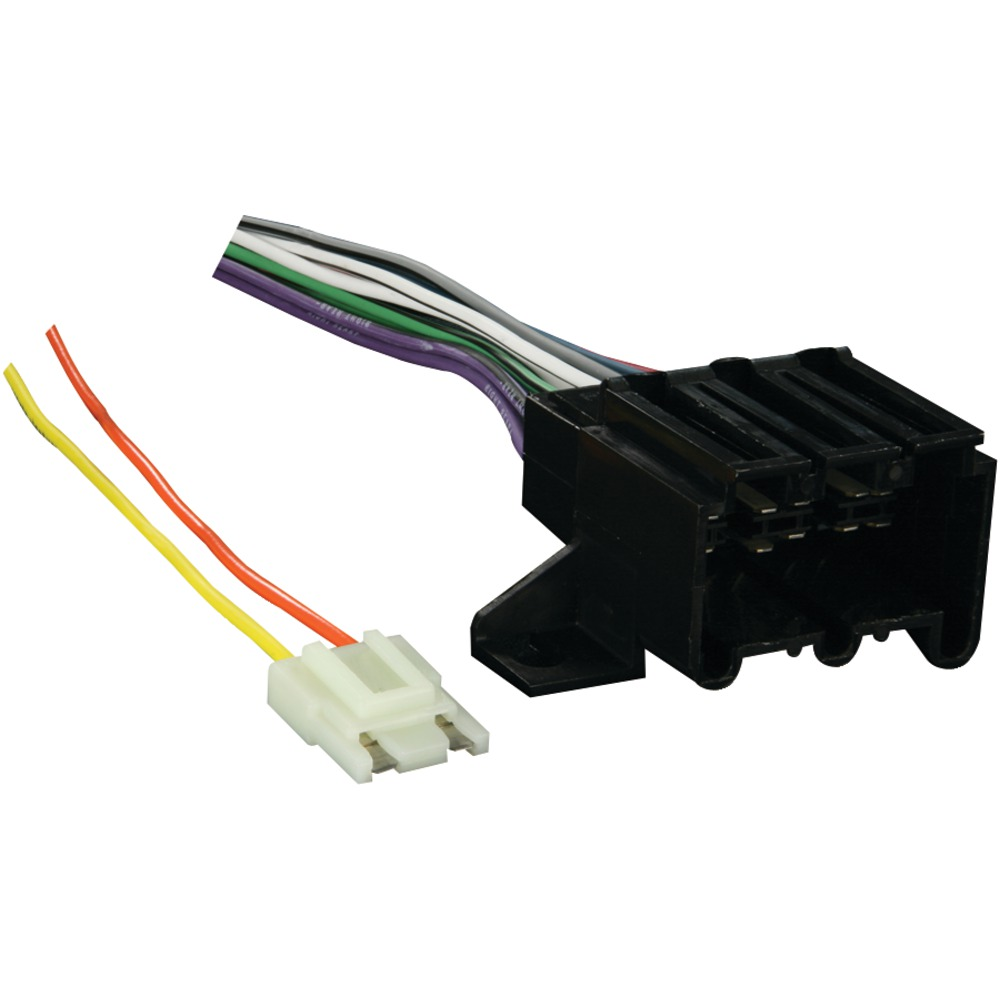 METRA 70-1677-1 1978 - 1990 GM 12-Pin Into Car Harness - Wiring Harnesses -