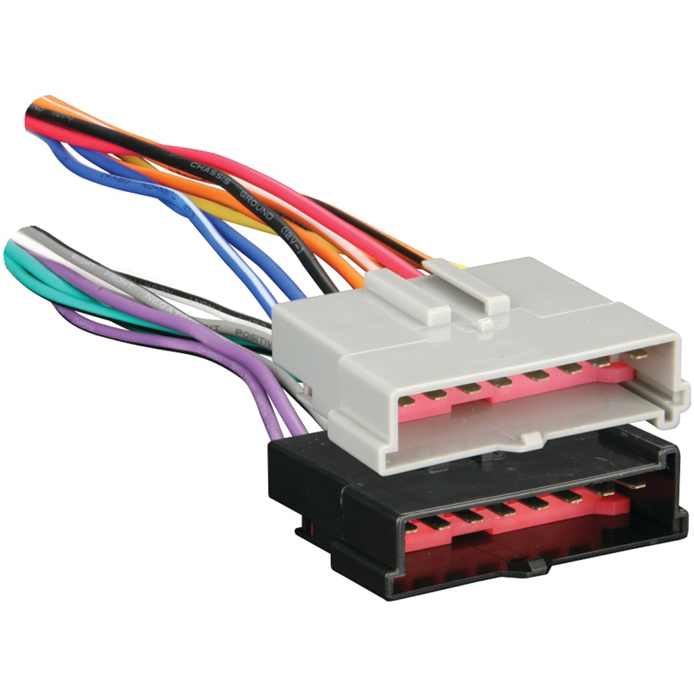 METRA 70-1770 1985 - 2004 Ford/Lincoln/Mercury/Mazda Into Car Harness - Wiring Harnesses -