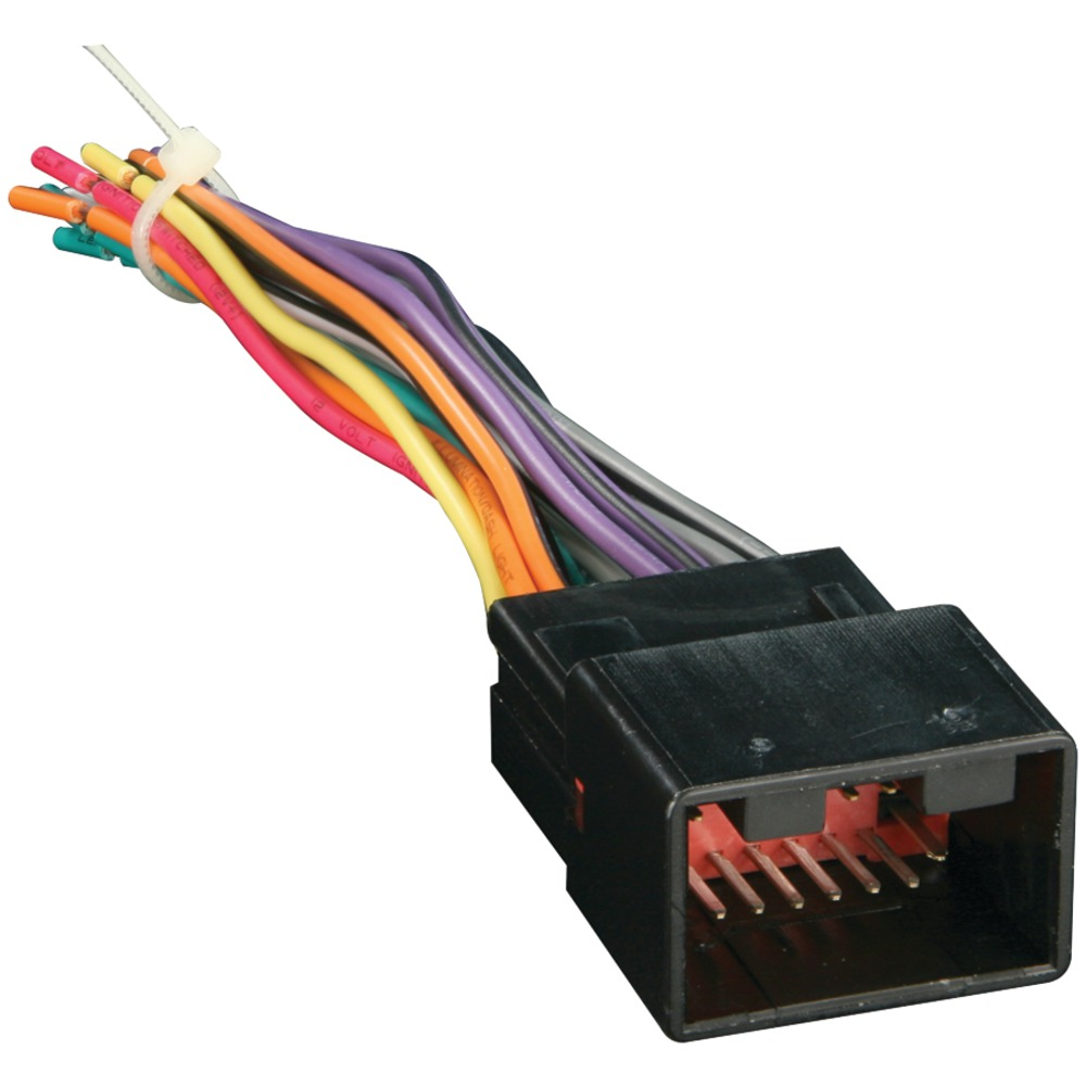 METRA 70-1771 1998 - Up Ford Power/4-Speaker Connector - Wiring Harnesses -