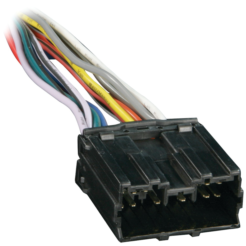 METRA 70-7001 1992 & Up Chysler/Dodge/Mitsubishi Into Car Harness - Wiring Harnesses -