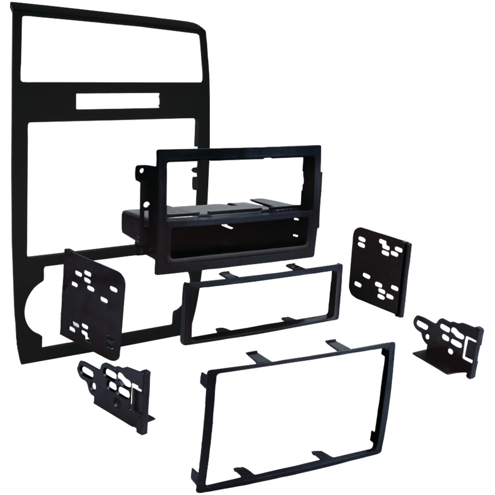 METRA 99-6519B 2005 - 2007 Dodge Charger Single-DIN/Double-DIN Installation Kit - Wiring Harnesses -