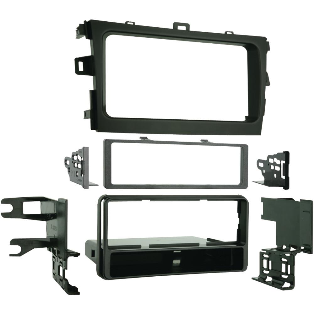 METRA 99-8223 2009 - Up Toyota Corolla Single-DIN Installation Kit - Wiring Harnesses -