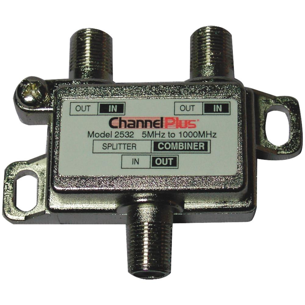 CHANNEL PLUS 2532 Splitter/Combiner (2 way) - Other -