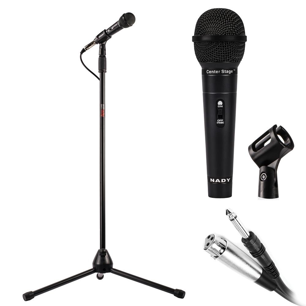 NADY CenterStage MSC3 CenterStage(TM) MSC3 Professional Quality Microphone Kit - Wireless Microphones -