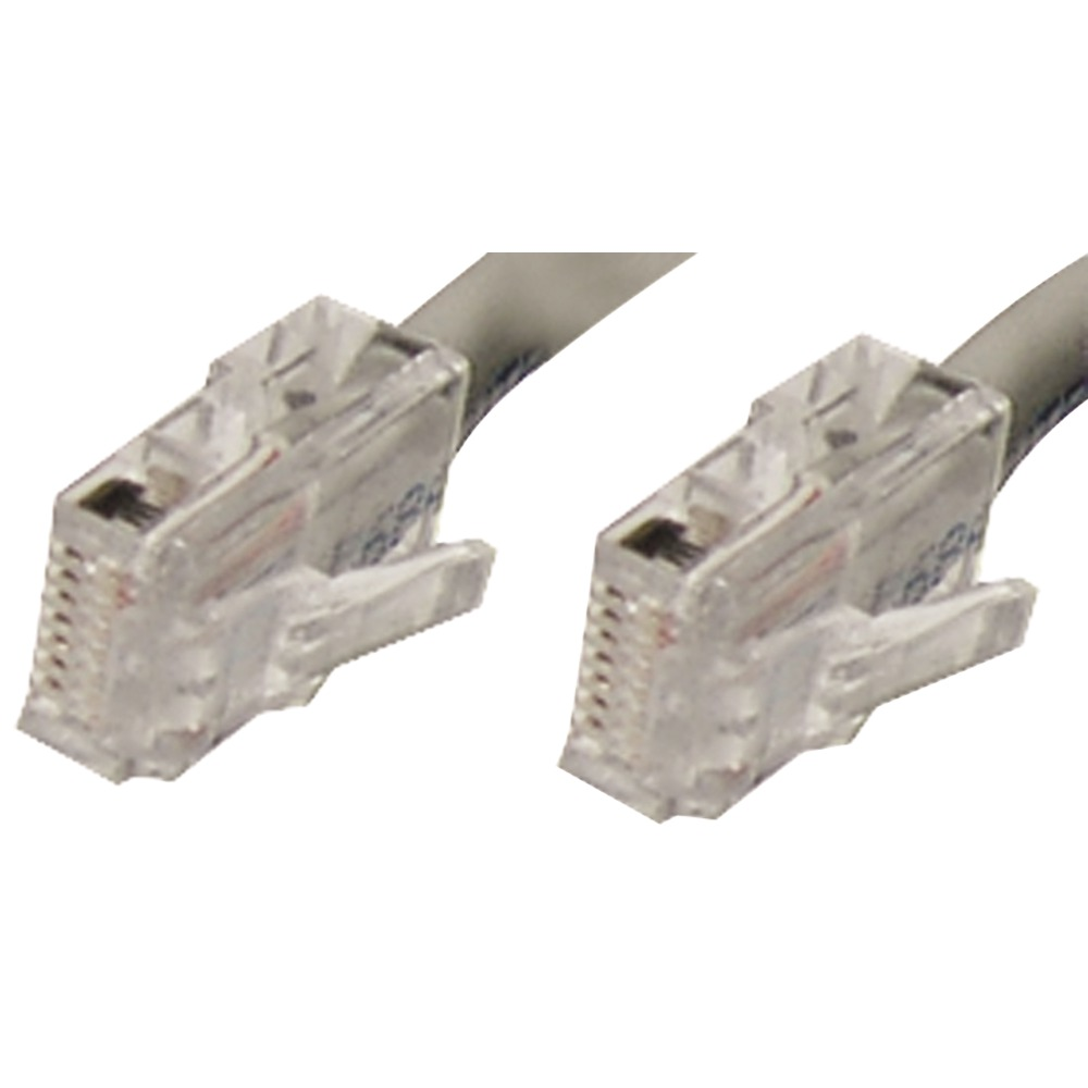 AXIS 308-505 GRAY Snagless CAT-5E UTP Patch Cables (5-ft) - Other -