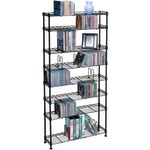ATLANTIC 3020 Multimedia Storage Racks (8 shelves)