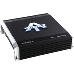 AUTOTEK TA 1250.2 TA Series 2-Channel Class AB Amp (1,200 Watts)