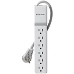 BELKIN BE106000-06R 6-Outlet Home/Office Surge Protector with Rotating Plug