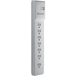 BELKIN BE107200-06 7-Outlet Home/Office Surge Protector