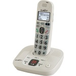 CLARITY 53712.000 AMPLIFIED CORDLESS PHONE SYSTEM WITH DIGITAL ANSWERING SYSTEM
