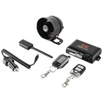 CRIMESTOPPER SP-502 Universal 2-Way LCD Security & Remote-Start Combo