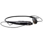 SYLVANIA SBT129-BLACK Bluetooth(R) Sport Headphones with Microphone
