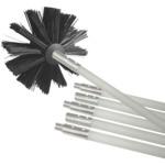 DEFLECTO DVBRUSH12K/6 12ft Dryer-Duct Cleaning Kit