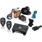 PYTHON 3105P 3105P 1-Way Security System with .25-Mile Range & 4-Button Remotes