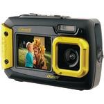 COLEMAN 2V9WP-Y 20.0 Megapixel Duo2 Dual-Screen Waterproof Digital Camera (Yellow)