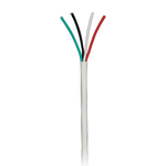 ETHEREAL 16-4C-BW 16-Gauge 4-Conductor 65-Strand Oxygen-Free Speaker Wire, 500ft