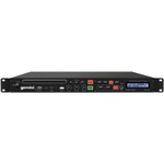 GEMINI CDMP-1500 1U Single CD/MP3/USB Player