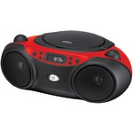 GPX BC232R CD Player Boom Box