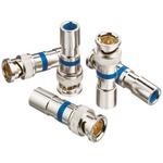IDEAL 89-048 RG6 inSITE Compression Connectors, 15 pk