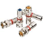 IDEAL 89-5047 RG59 inSITE Compression Connectors, 35 pk