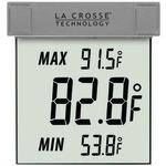 LA CROSSE TECHNOLOGY WS-1025 Window Thermometer