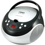 NAXA NPB251BK Portable CD Players with AM/FM Radio (Black)
