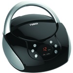 NAXA NPB-240 Portable CD Boom Box