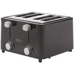 BETTY CROCKER BC-2626CB 4-Slice Toaster
