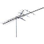 WINEGARD HD7698P HDTV High-Band VHF/UHF Deep Fringe Antenna (65m Range)