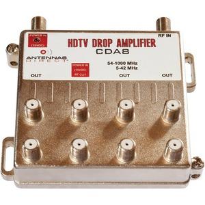 ANTENNAS DIRECT CDA8 Output TV/CAT-5 Distribution Amplifier (8 Way)