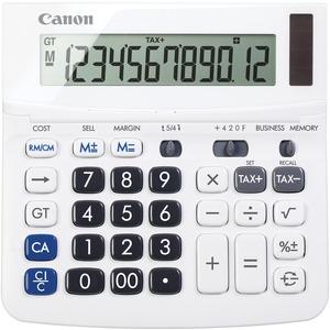 CANON 0633C001 TX-220TSII Portable Display Calculator
