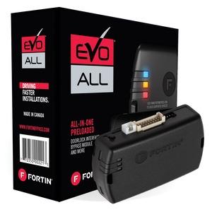 CRIMESTOPPER EVO-ALL EVO-ALL All-in-One Data Data Bypass & Interface Module