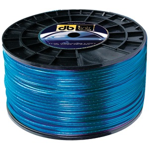 DB LINK SW12G250Z Blue Speaker Wire (12 Gauge, 250ft)