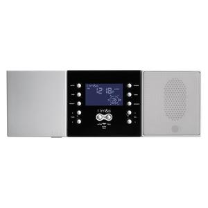 M&S SYSTEMS DMC3-4 3- or 4-Wire Retrofit Music/Communication System Master Unit (White)