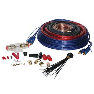 PYLE PRO PLAM40 4-Gauge 1,600 Watt Amp Installation Kit