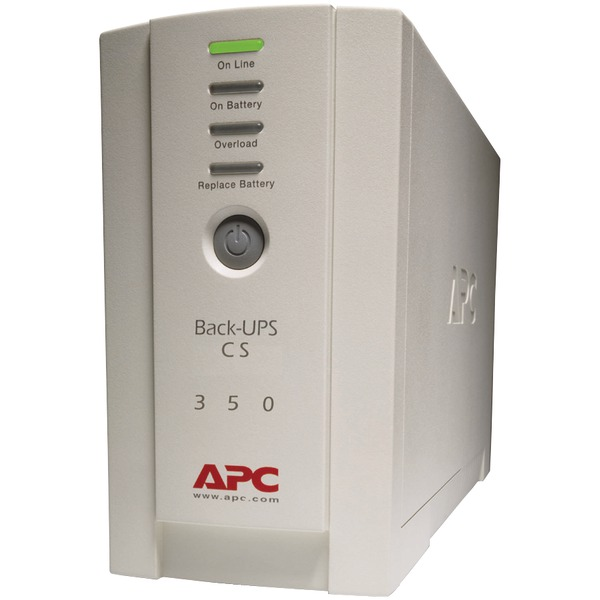Apc bk350 back ups cs 350 for Buro 600 6ft ups