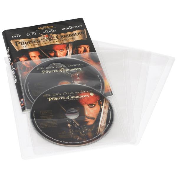 Atlantic(R) 74604729 25 Movie/Game Sleeves
