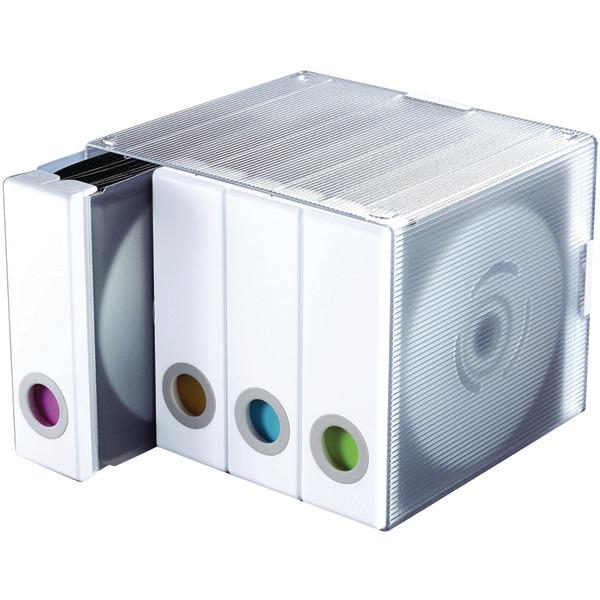 Atlantic(R) 96635495 96-Disc Album Cube (White)