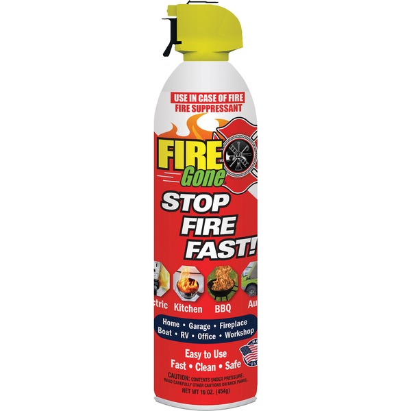 Max Pro FG-007-102 Fire Gone Fire Suppressant at Sears.com