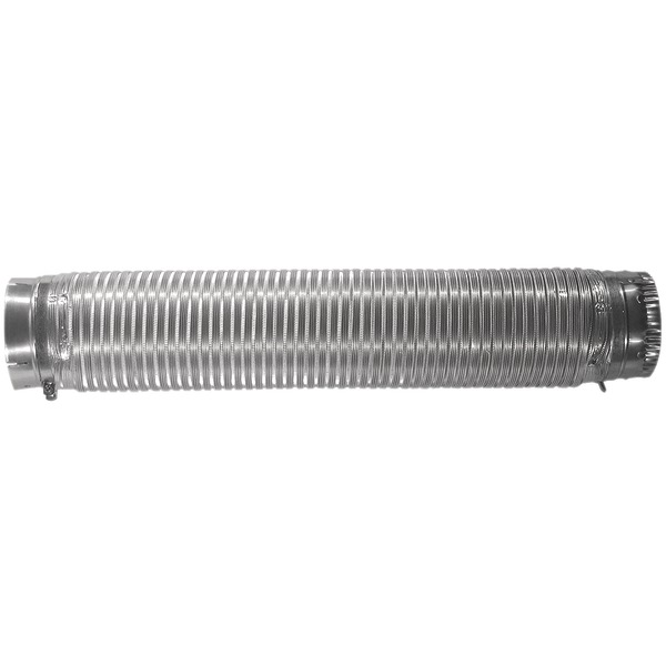 "BUILDERS BEST 110129 4"" x 6ft V830 Semi-Rigid Pipe"