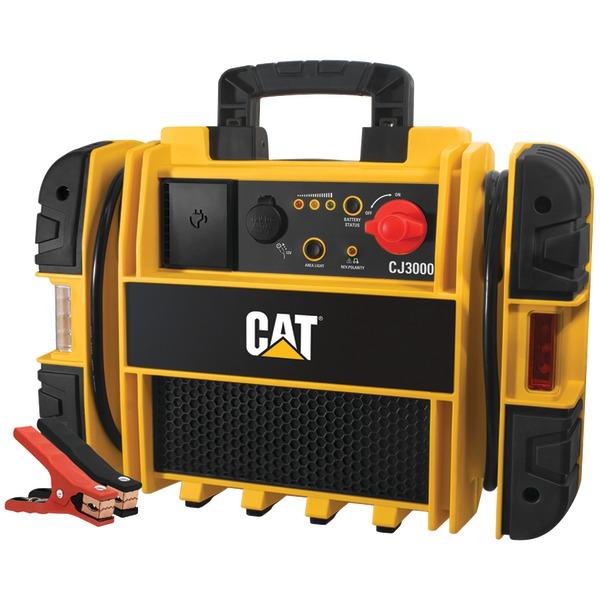 Cat(R) CJ3000 1,000-Amp Instant Jump Starter