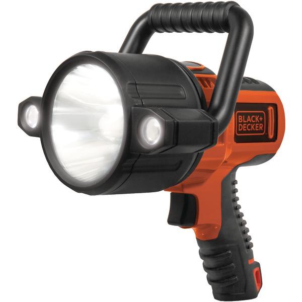 BLACK+DECKER(TM) SLV2B 10-Watt LED Li-Ion Rechargeable Spotlight