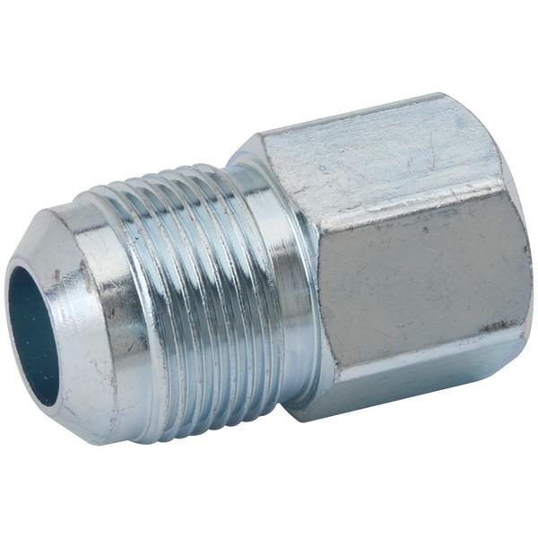"""BrassCraft(R) MAU1-10-8S 5/8"""" Steel Gas Fitting (1/2"""" FIP)"""