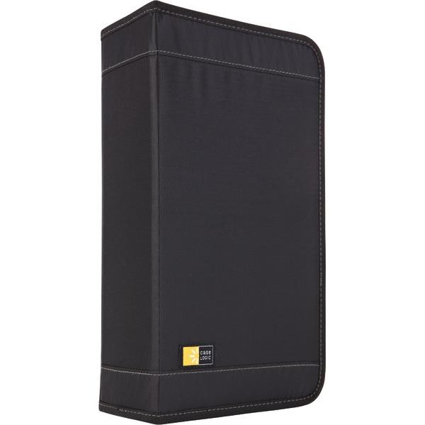 Case Logic(R) 3200044 Nylon CD Wallets (92 Disc)