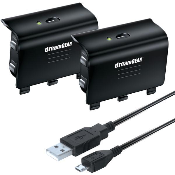 dreamGEAR(R) DGXB1-6608 Xbox One(R) Charge Kit